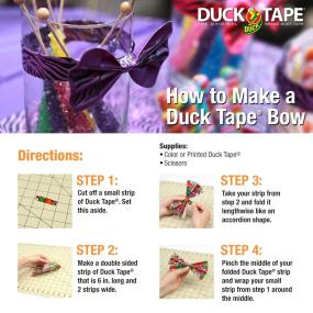 Duck Tape Color & Printed Tape