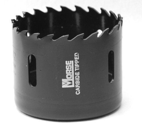 MK Morse Hole Saw AT41  2-9/16-Inch Diameter Carbide Tipped