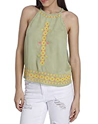 Vero moda Women Loose Fit Sleeveless TOPS
