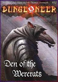 Dungeoneer 2nd Edition: Den de la wererats