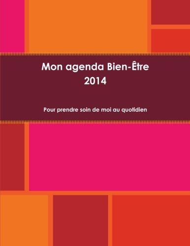 Mon agenda Bien-Être 2014