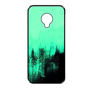 Vibhar printed case back cover for Samsung Galaxy Mega 6.3 GreenBlackSpl