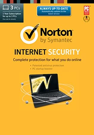 Norton Internet Security 2014 - 1 User / 3 Licenses [Download]