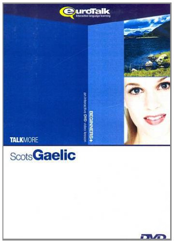 Talk More Scots Gaelic: Interactive Video DVD Beginners+