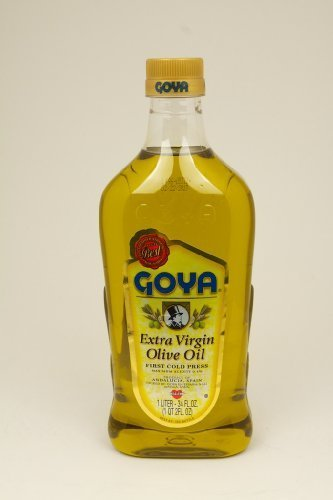 Goya Extra Virgin Olive Oil 34 oz (Goya Olive Oil compare prices)