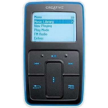 Creative Zen Micro 5 GB MP3 Player Black