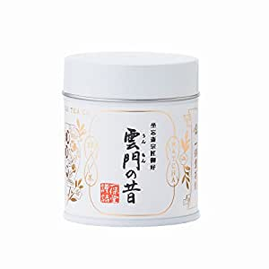 Kyoto Ippodo Authentic Matcha Green Tea Unmon-no-Mukashi 40g (Japan Import)