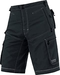 Gore Bike Wear Mens Plaster Ultra Shorts by Gore Bike Wear