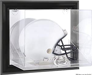 Penn State Nittany Lions Framed Logo Wall Mountable Helmet Display Case by Mounted Memories