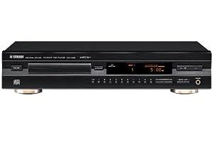 Yamaha CDX 596 CD-Player schwarz