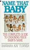 img - for Name That Baby book / textbook / text book