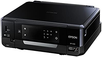 Epson XP-630 Wireless Color Photo Printer with Scanner & Copier (C11CE79201)