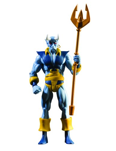 Buy Low Price DC Comics History of the DC Universe: Series 1 Blue Devil Action Figure (B001M4QQAQ)