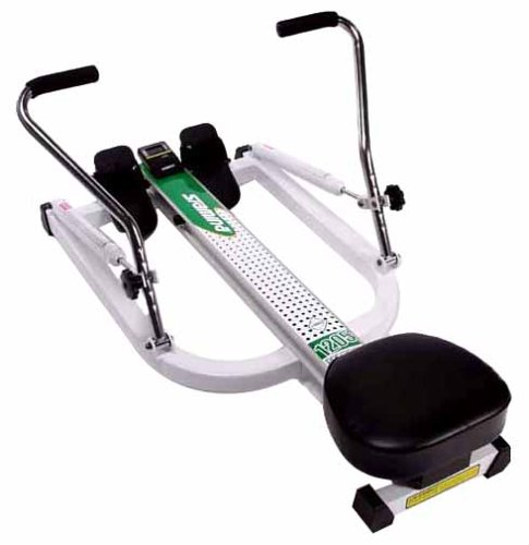 Why Choose The Stamina 1205 Precision Rower