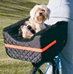 Snoozer Pet Rider Rear Bicycle Seat,...