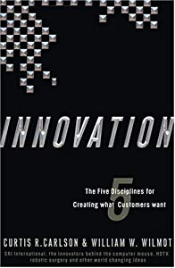 "Cover of ""Innovation: The Five Discipline..."
