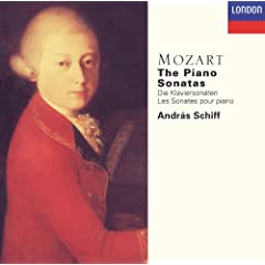 Mozart: The Piano Sonatas (5 CDs)