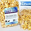 2 Bags Amish Good Caramel Popcorn Thank you for using our service