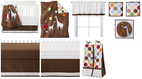 Baby & Me 9pc Crib Set