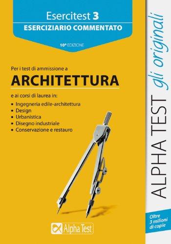 Alpha test esercitest 3 esercizi commentati per i test for Test di architettura