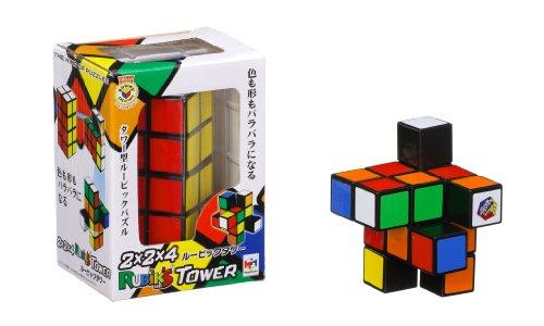 2×2×4 ルービックタワー