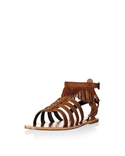 Pepe Jeans Sandale braun