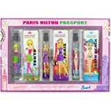 Paris Hilton Passport Gift Set - 3 x 7.5ml Tokyo/Paris /South Beach edt