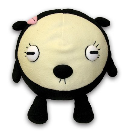 Gus Fink Puff Dog Gikki Plush Toy By Rocket USA - 1