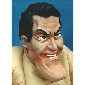 【即納!】 アントニオ猪木になりきりマスク M2 アゴ 猪木マスク