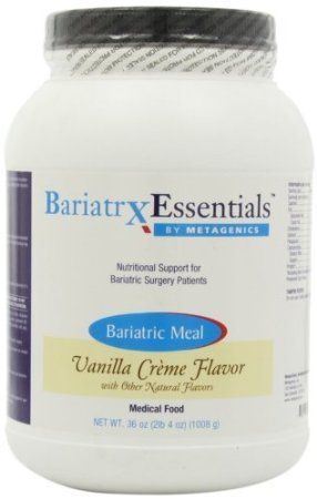Bariatrx Essentials Bariatric Meal front-745934