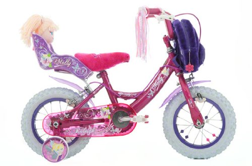 Raleigh Molly 2012 girls bike - pink/purple