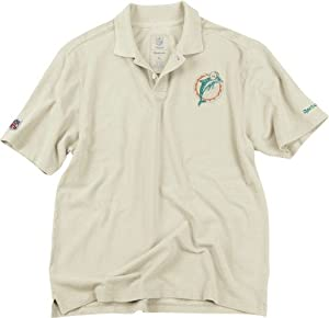 Miami Dolphins Vintage Reebok Retro Polo Shirt by Reebok