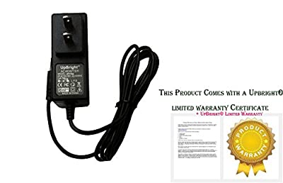 UpBright® AC Adapter For Schwinn 120P upright exercise bike Charger Power Supply Cord PSU
