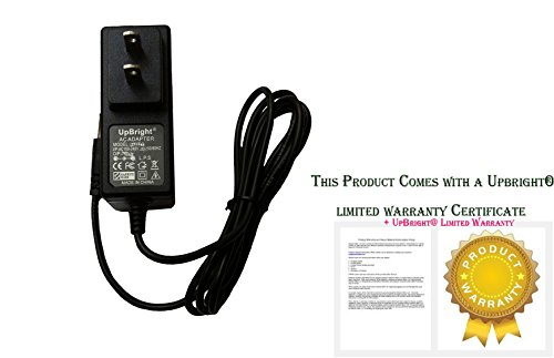 UpBright® New Global AC / DC Adapter For Schwinn Elliptical 122 126 130 203 212 Stationary Upright Exercise Bike Power Supply Cord Cable Charger Input: 100V - 120V AC - 240 VAC 50/60Hz Worldwide Voltage Use Mains PSU