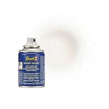 Revell - 34104 - Accessoire Pour Maquette - Blanc Brillant Bombe