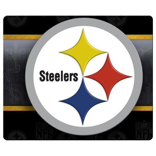 26x21cm-10x8inch-Gaming-Mouse-Pad-accurate-cloth-soft-rubber-portable-Custom-mousepad-Pittsburgh-Steelers-nfl-football-logo