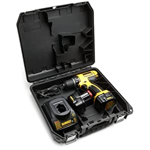 DeWalt DC742KA Open Carrying Case