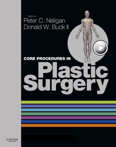 Peter C. Neligan - Core Procedures in Plastic Surgery