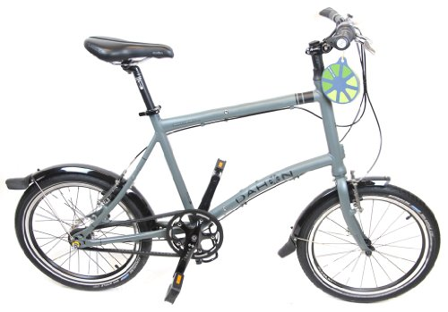DAHON BULLHEAD Folding Bike Medium 7spd Shimano Nexus Internal Hub Road Urban NEW