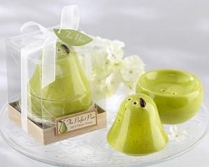 The Perfect Pair Ceramic Salt & Pepper Shaker - 96