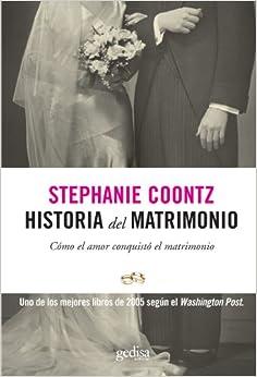 Historia Del Matrimonio