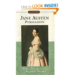 Persuasion Jane Austen, Margaret Drabble