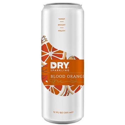 Dry Blood Orange Soda, 12 Fluid Ounce Can -- 24 per case. (Dry Blood Orange Soda compare prices)