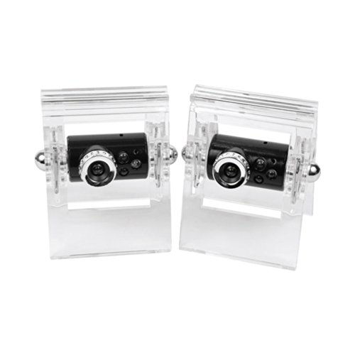 Premiumconnection Computer Laptop Accessories Pair Of Video Chat Cameras