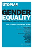 img - for Gender Equality: Transforming Family Divisions of Labor (The Real Utopias Project) book / textbook / text book