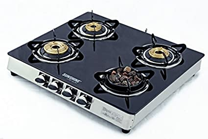 Meethi Angeethi 1PC LP Gas Cooktop (4 Burner)