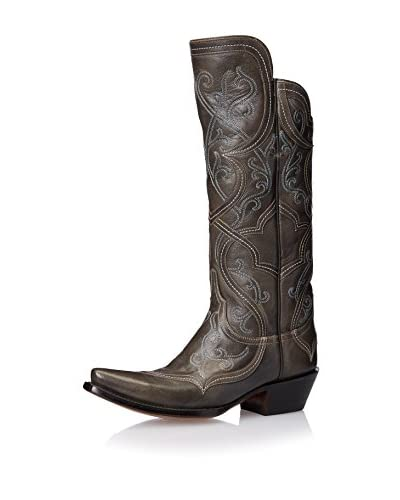 Lucchese Women's Tall Mosaic Western Boot