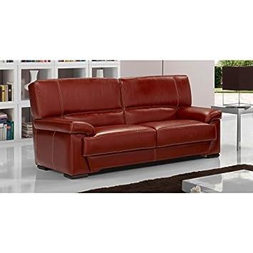 arezzo canap cuir buffle ou ou vachette cuisine maison m99. Black Bedroom Furniture Sets. Home Design Ideas