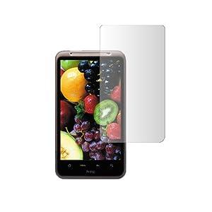 【クリックで詳細表示】アスデック 【ノングレア 画面保護フィルム】 SoftBankスマートフォン HTC Desire HD(001HT)専用: 家電・カメラ