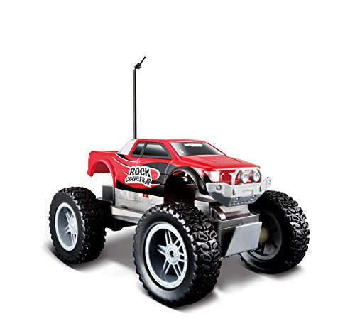 41SA4ZXb3YL Maisto Tech RC Radio Controlled Rock Crawler Jr.